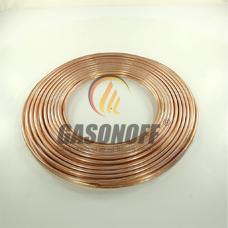 Труба медь 8 мм LPG 1 мм (48 м)