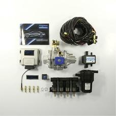 Комплект метан 4C POLETRON STANDART AT-12 F1.8 от 60 до 165 кВт