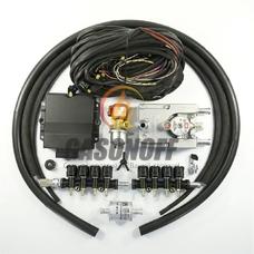 Впрыск 8 цил V BRC ALBA PLUS 140 до 200 кв (без жиклёров) G-Max