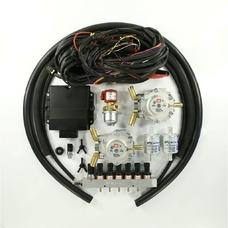 Впрыск 6 цил рядный BRC PD 140 до 165 кв (оранжевые) PLUS 2MB 1500