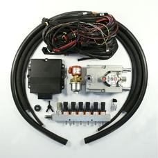Впрыск 6 цил рядный BRC PD 140 до 165 кв PLUS без фильтра G-MAX