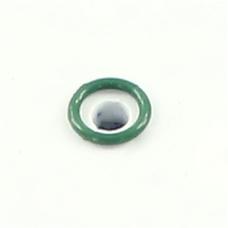 Кольцо - Резинка на шток рейки POLETRON, RAIL (зеленая), 5X1.5