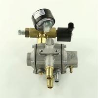 Редуктор впрыск метан ROMANO PRISM 140кВт ( тосольный выход д16)