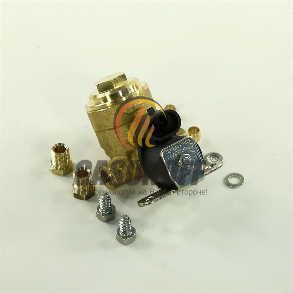 Клапан газовый OMB STAR (под фишку) ГБО