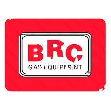 Пластиковая вывеска BRC (100*46,6)