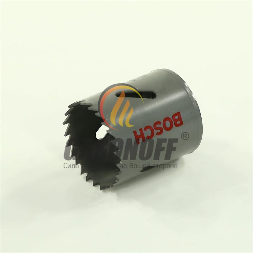 Коронка BOSCH Standart диаметр 43 мм (для вентиляции тор) ГБО