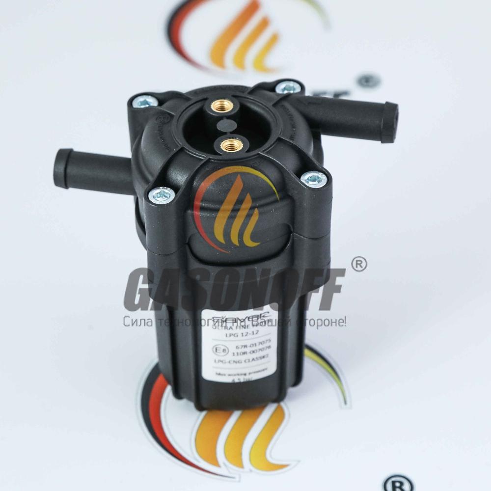 Фильтр паровой фазы SAVER ULTRA (12 мм) ГБО