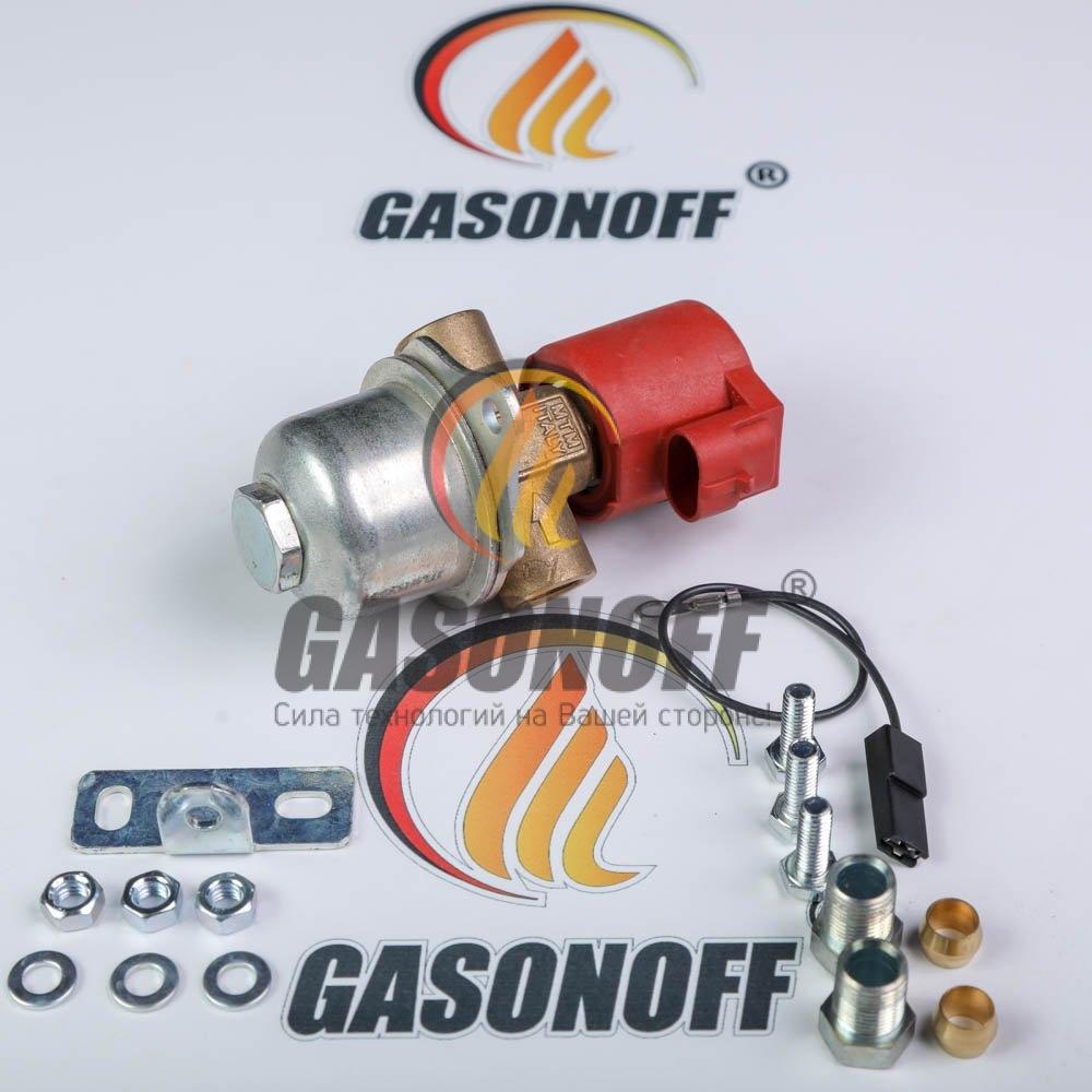 Клапан газовый BRC ЕТ 98 S д. 8 мм (под фишку) ГБО