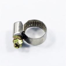 Хомут нерж. сталь 5/8 (10-16 мм)