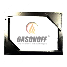 Крепление баллона для Газели диаметр [500 мм] Балсити