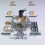 Редуктор метан BRC MЕ S 140 кВт ГБО