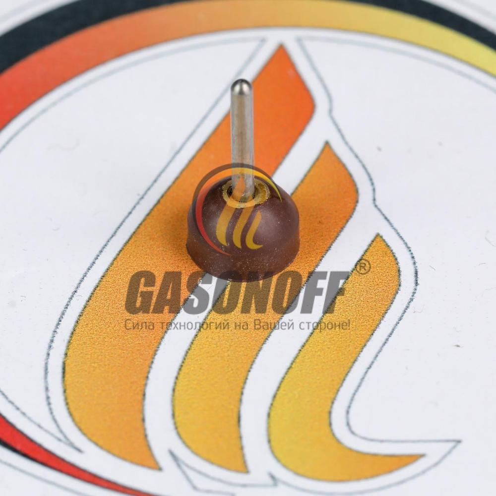Клапан 2 ступени TOMASETTO ( метан AT-12 185, 310 кв) игольчатый ГБО