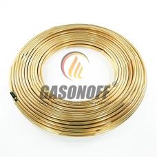 Труба медь 8 мм LPG 0,8 мм (48 м) УГМК