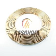 Труба медь 6 мм LPG 0,8 мм (48 м) УГМК